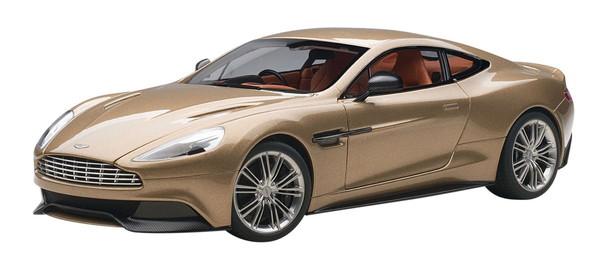 varios tamaños Compuesto modelo 1 18 18 18 Aston Martin Vanquish 2015 (bronce) 70248 Autoart Japón Nuevo  diseños exclusivos